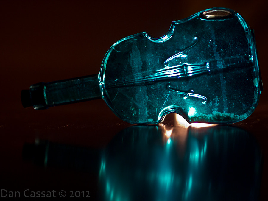 Photograph The Glass Violin by Dan Cassat on 500px