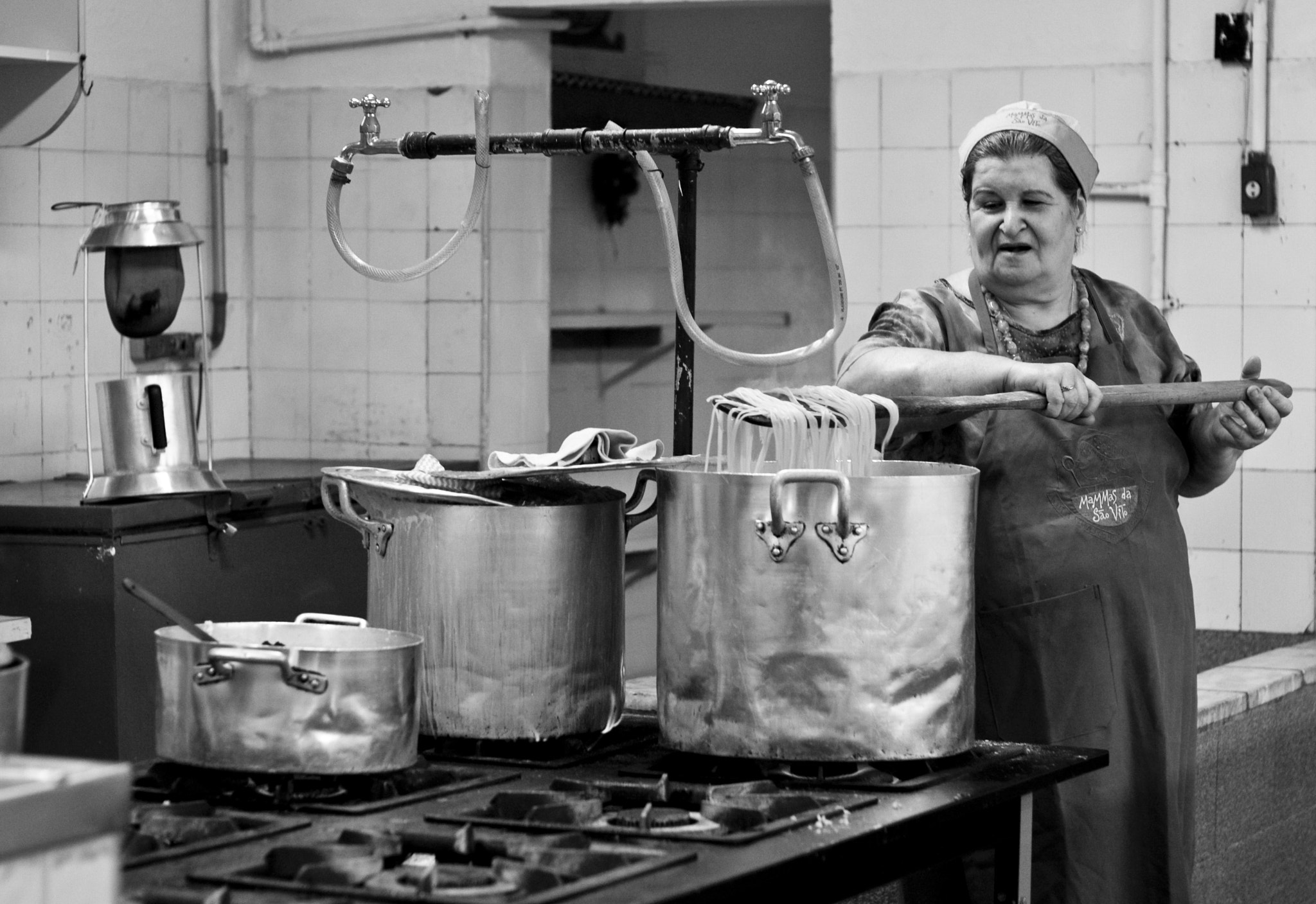 Photograph Italian immigrants in Brazil which, with its traditional Italian cuisine by Juliana Schorck on 500px