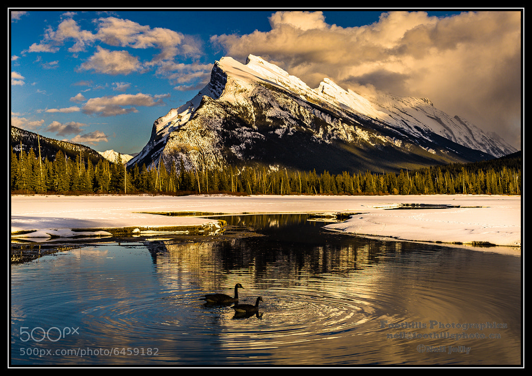 Photograph Oh Canada by Neil Jolly on 500px