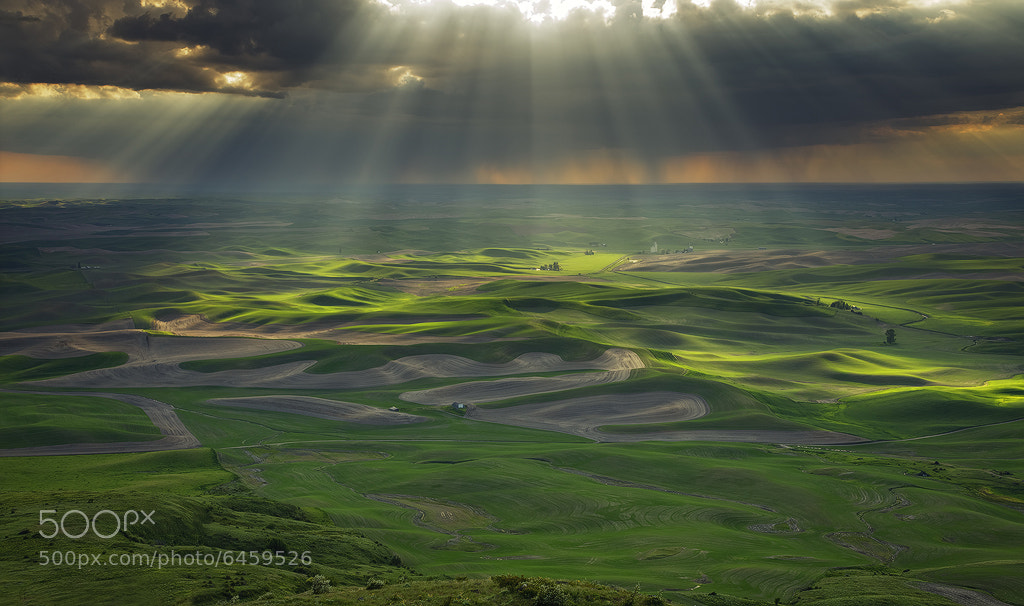 Photograph Light Beams by Javier Acosta on 500px