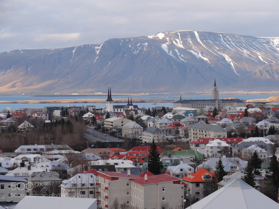 Photograph Reykjavik by James Watkinson on 500px