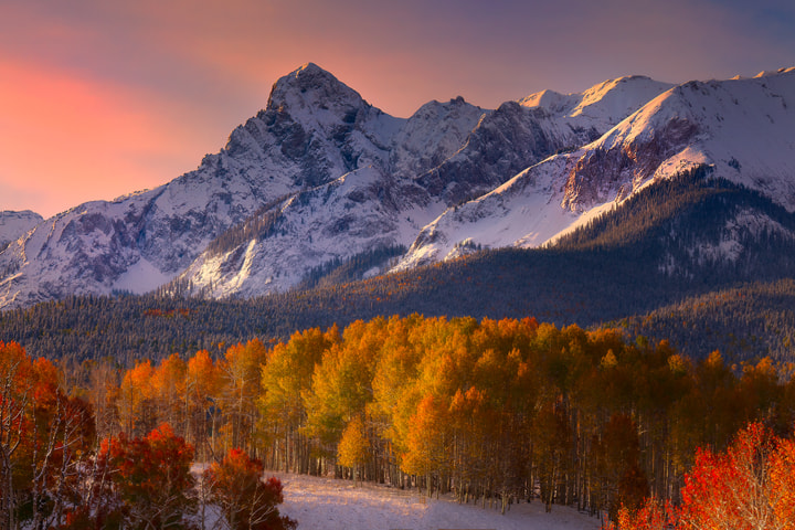 Photograph The Fall Color Of The Rockies by Kevin McNeal on 500px