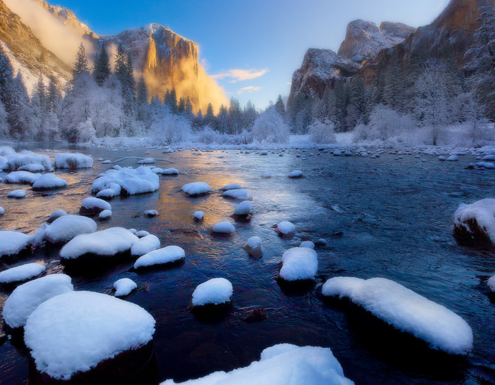 Photograph The Iconic Valley View Of Yosemite by Kevin McNeal on 500px
