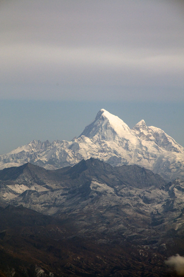 Nepali Mountain by Patrick de Vries on 500px.com