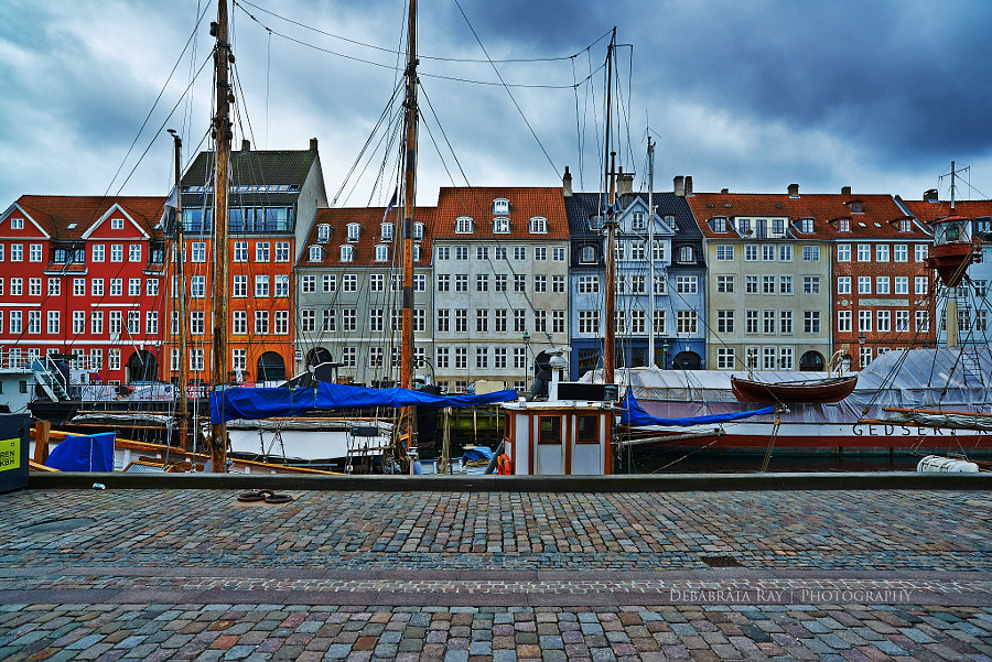 Photograph Nyhavn by Debabrata Ray Photography on 500px