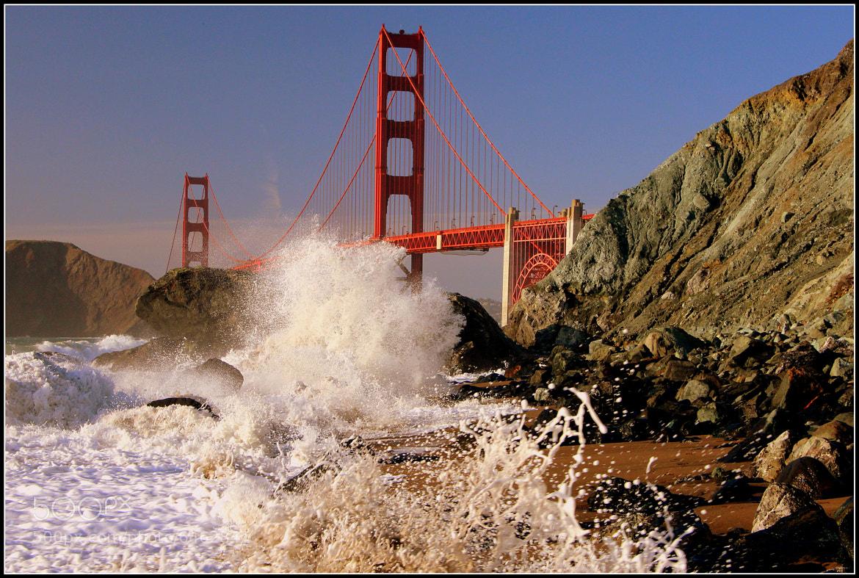 Photograph Golden Gate Bridge by Martin Rosen on 500px