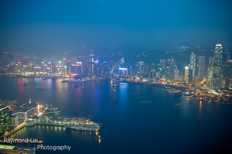 Photograph Hong Kong Harbour by Raymond Lin on 500px