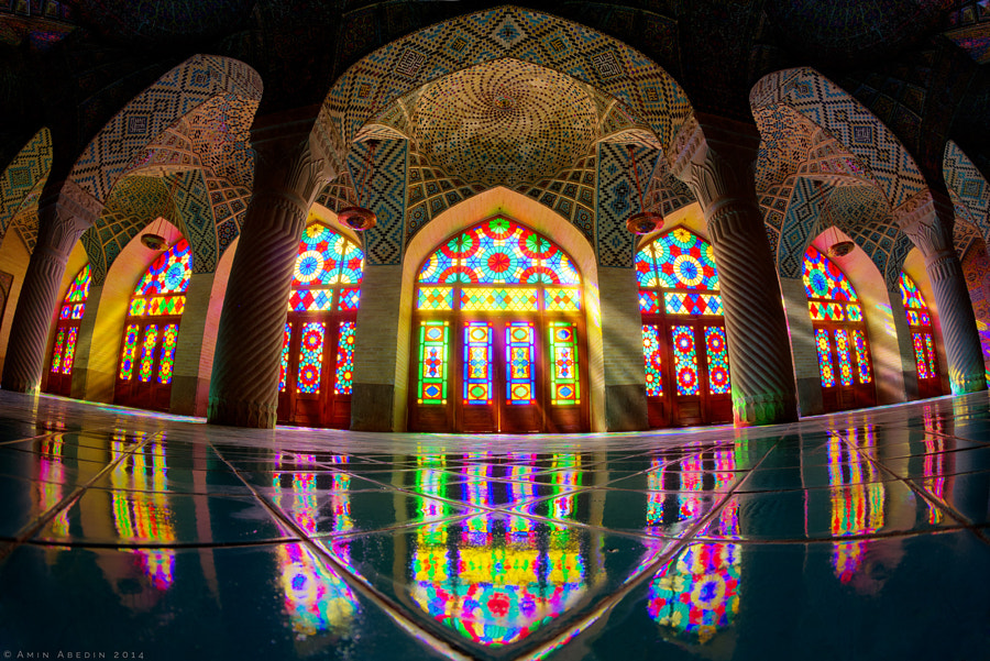 Photograph Dance of Colors & Lights by Amin Abedini on 500px