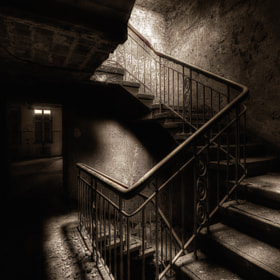 Beautiful Staircase by Andreas Gronwald (sureShut)) on 500px.com