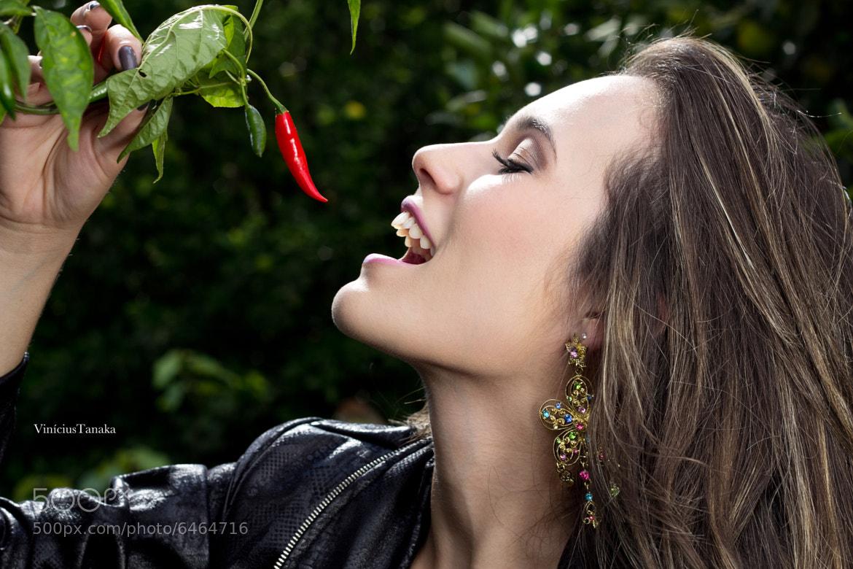 Photograph #Sarah Bertasso' by Vinícius Tanaka on 500px