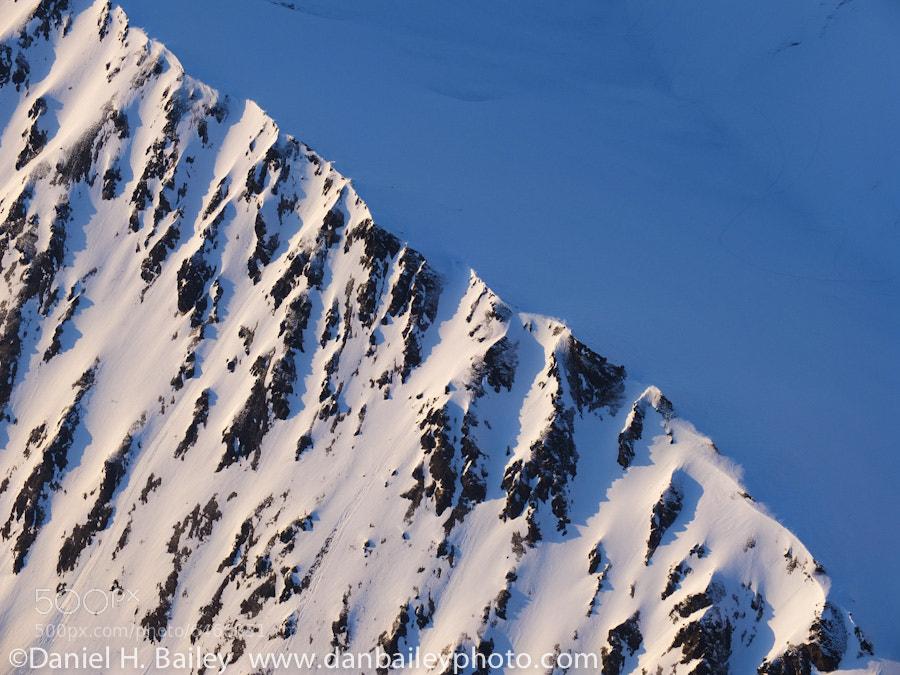 Photograph Mountain Ridge, Alaska by Dan Bailey on 500px