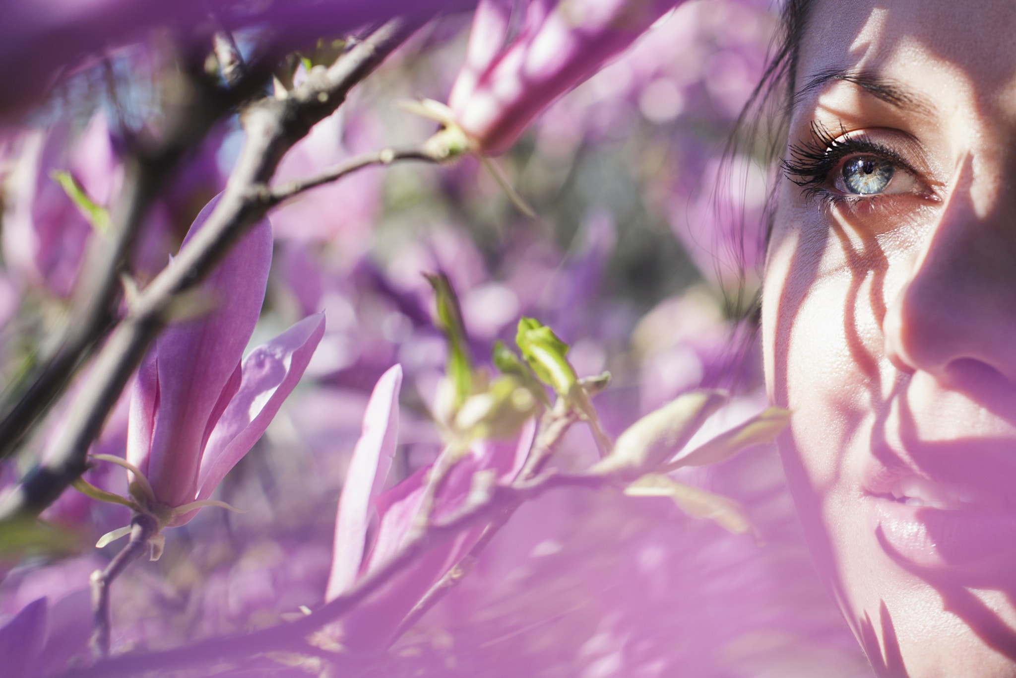 Photograph Spring in her eyes by Maja Topčagić on 500px