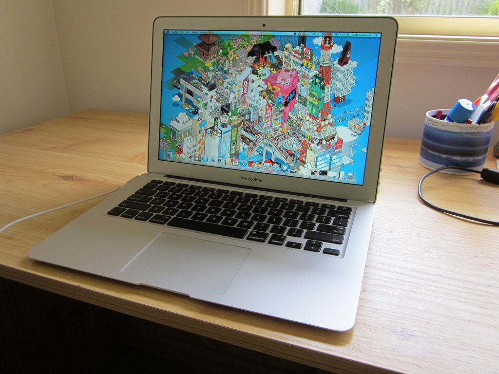 Photograph MacBook Air 002 by Chris Southcott on 500px