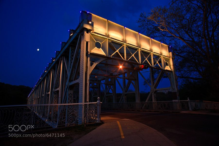 Photograph Falls Bridge by Jack Booth on 500px