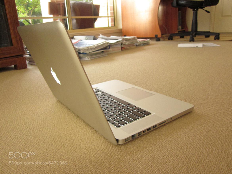 Photograph MacBook Pro 008 by Chris Southcott on 500px