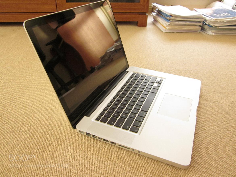 Photograph MacBook Pro 007 by Chris Southcott on 500px