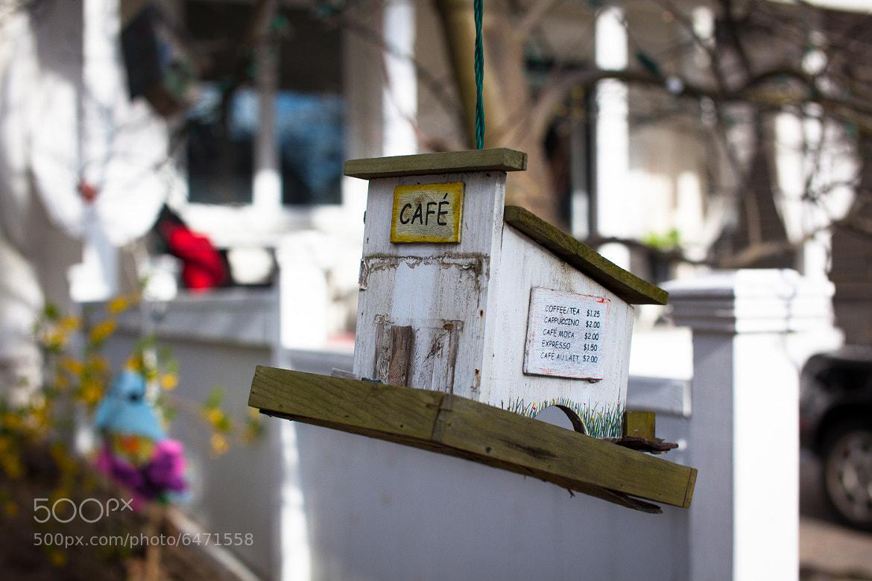 Photograph Cafe by Evgeny Tchebotarev on 500px