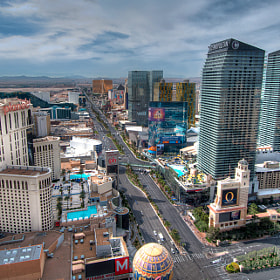 Las Vegas strip South by Mark Wakelin (Ingraphics)) on 500px.com
