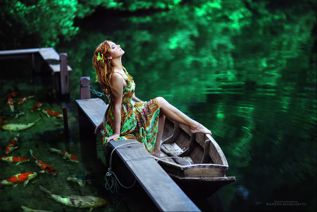 Photograph wonderful green by Margarita Kareva on 500px
