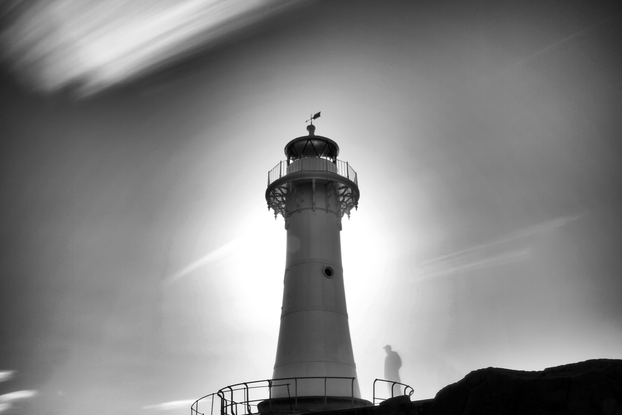 Photograph Ghost of  Lighthouse by Andre Schütt on 500px
