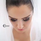 Постер, плакат: Girl in wedding