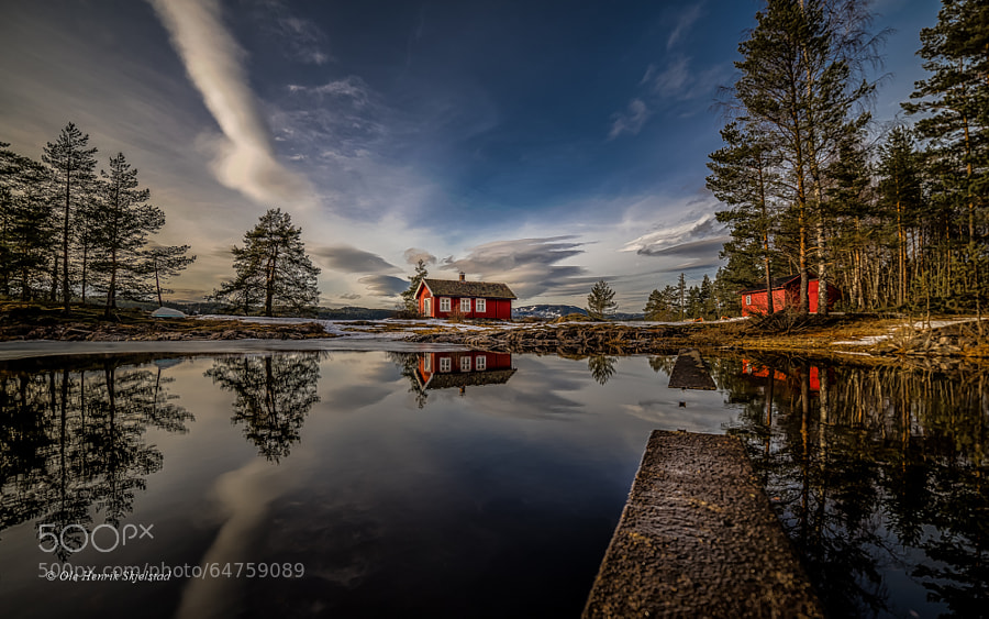 Photograph Exposed by Ole Henrik Skjelstad on 500px