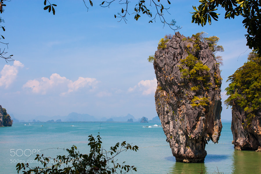 Photograph Ko Tapu (James Bond Island) by Gordey Doronin on 500px