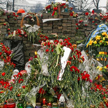 Tributes, Hrushevs'koho St.