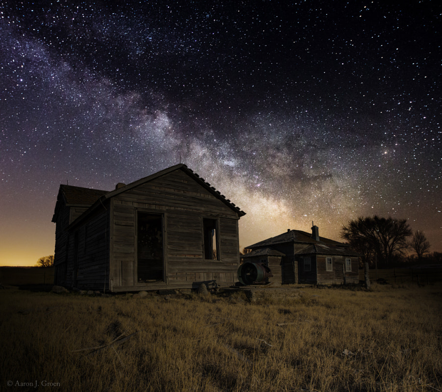Forgotten by the Cosmos by Aaron J. Groen on 500px.com