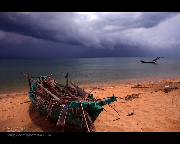 Photograph keep the oars dry by Nikita Nisenbaum on 500px