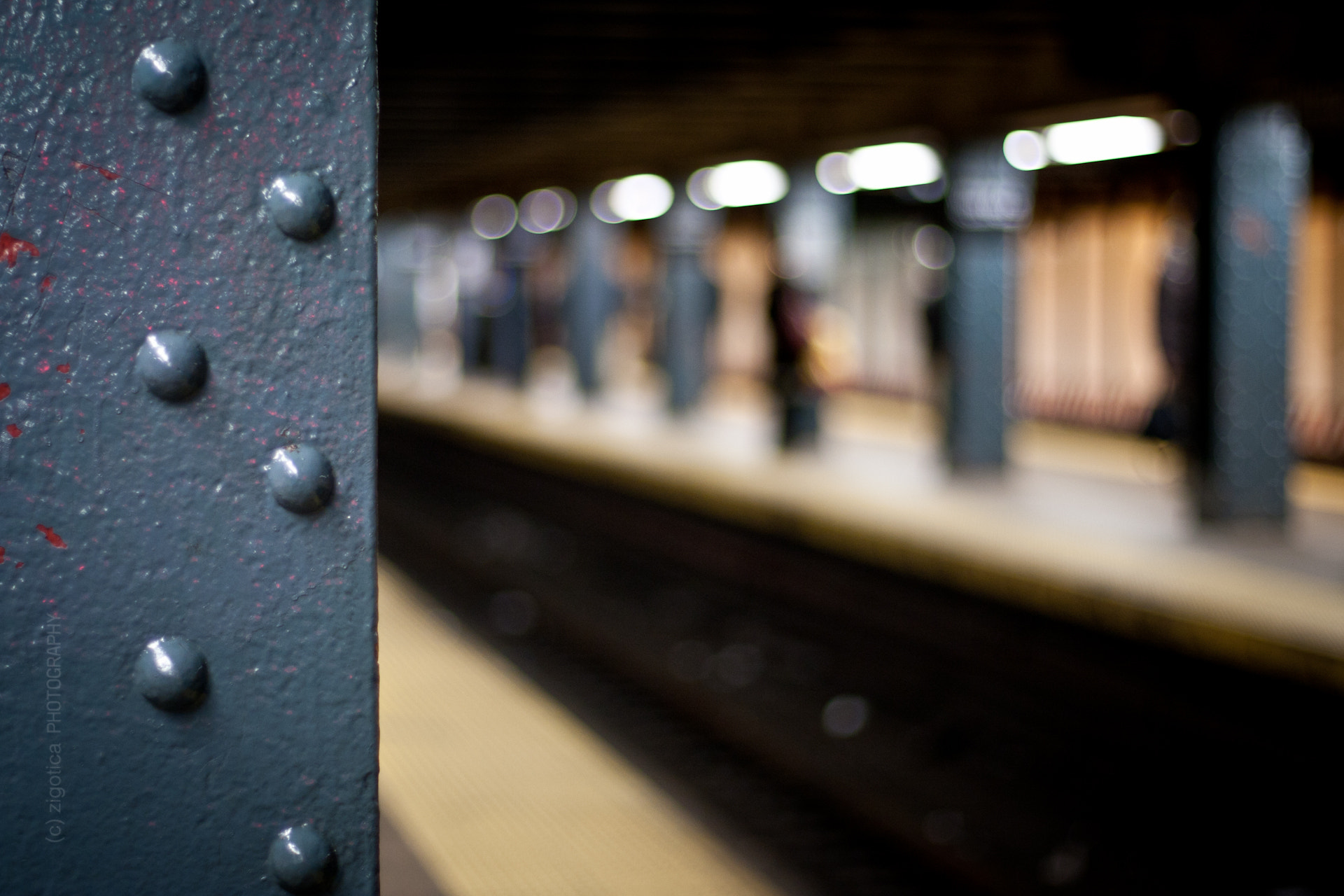 Photograph Subway by Sergi Meseguer on 500px
