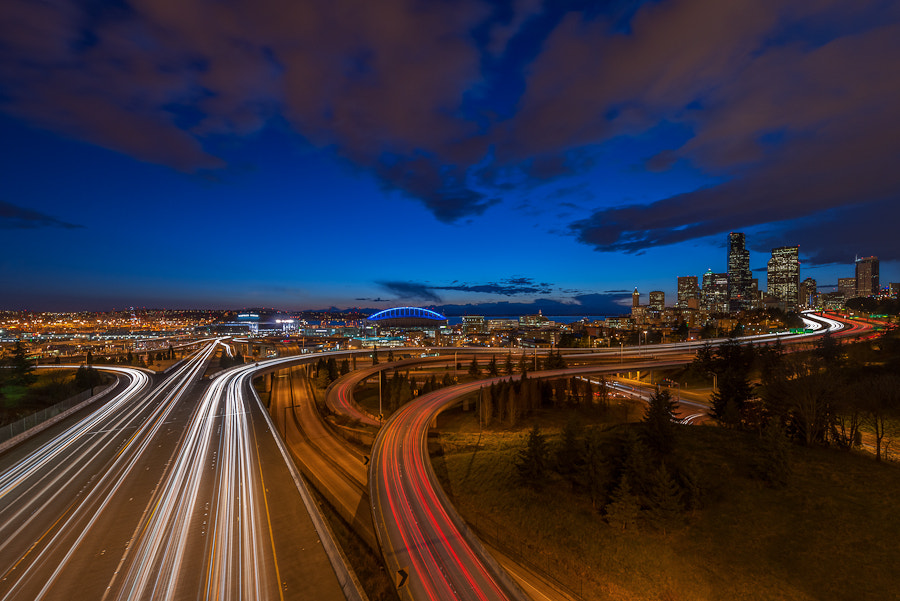 Photograph Tron: Nocturne by Tyson Poeckh on 500px