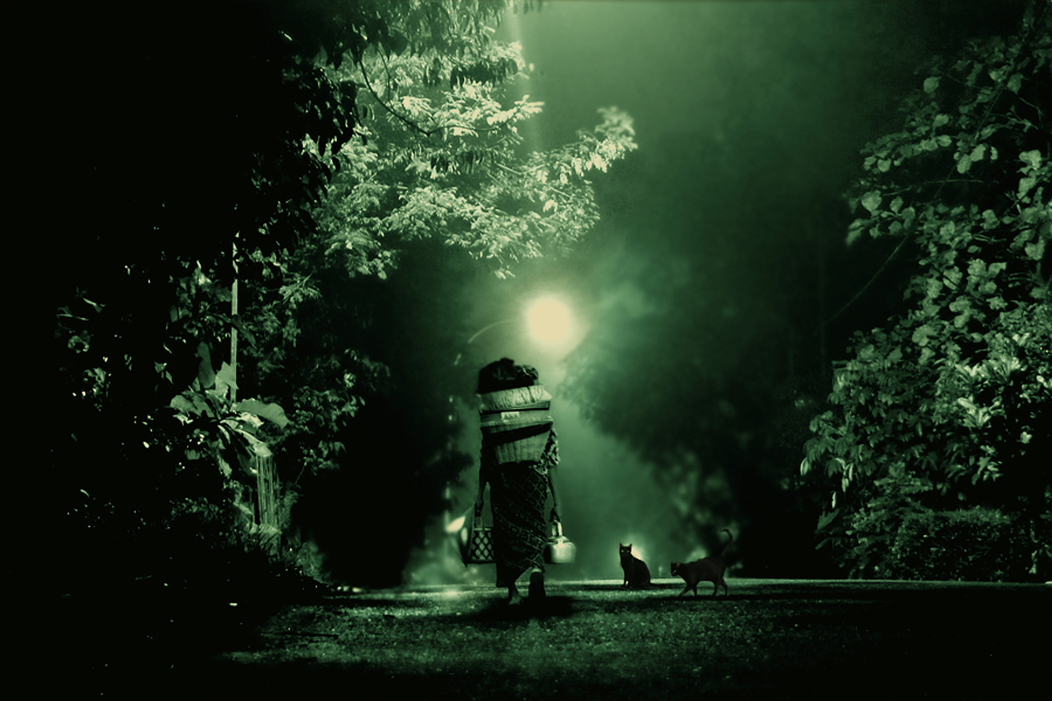 Photograph lonely nights by 3 Joko on 500px