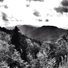 Постер, плакат: Panoramic Great Smokey Mountains