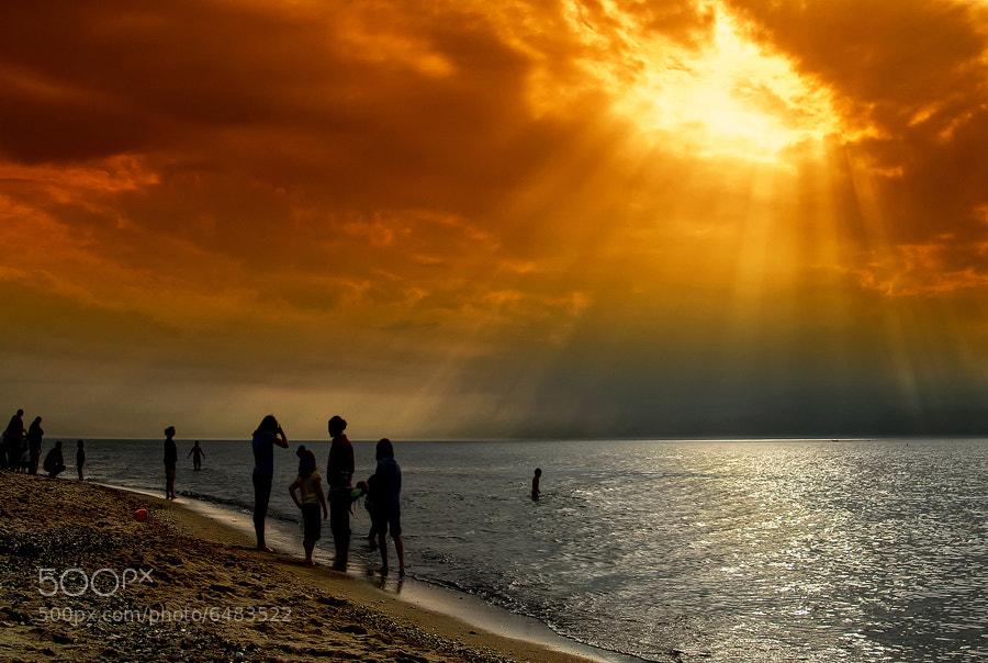 Photograph At the Beach by Þorsteinn H Ingibergsson on 500px
