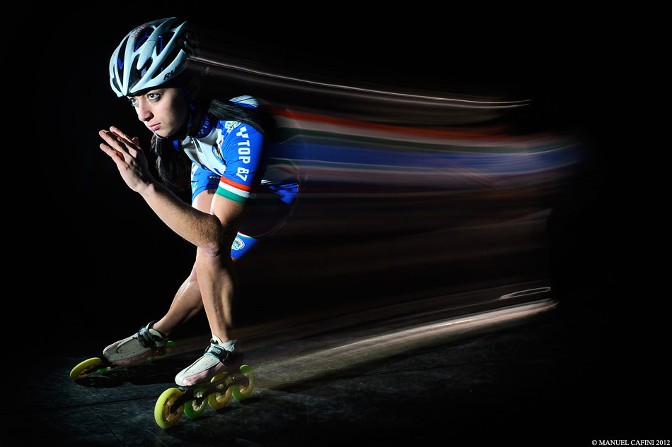 Photograph EUROPEAN INLINE SKATE CHAMPION by Manuel  Cafini on 500px