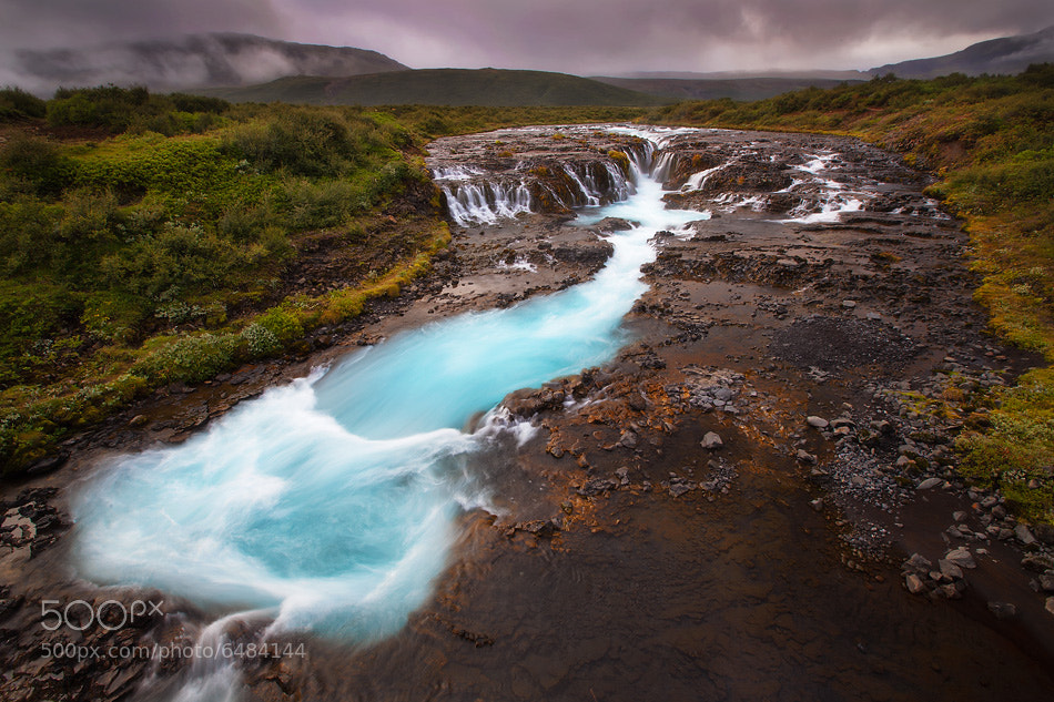 Photograph River Blues by Dylan Toh  & Marianne Lim on 500px