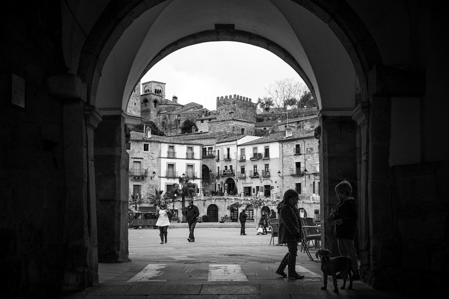 Plaza Mayor de Iñaki MT en 500px.com