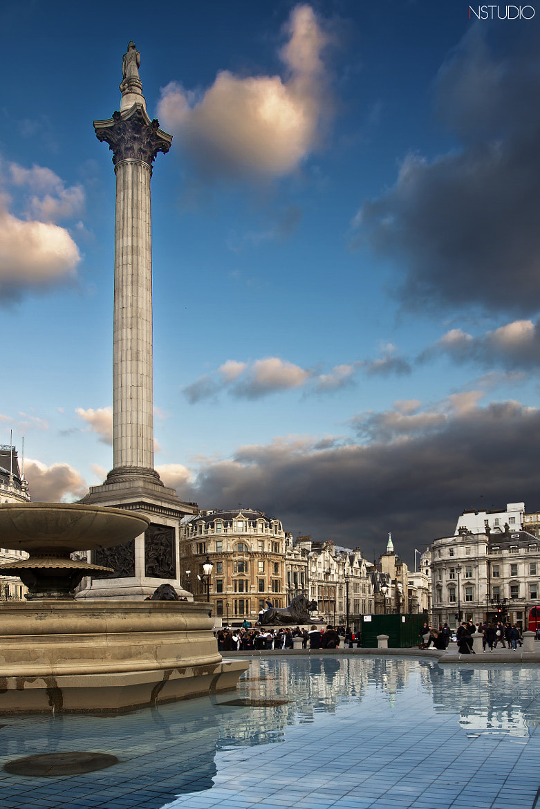 Photograph London - Trafalgar Square I by NSTUDIO PHOTO on 500px