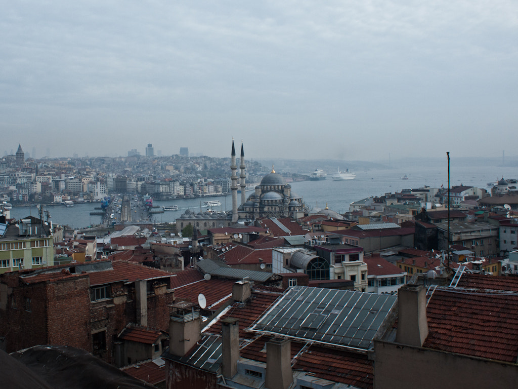 Photograph sultanahmet from up above // istabul, turkey by Pamela Ross on 500px