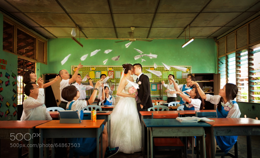 Photograph Wedding Fine Art by SoonKong Khong on 500px