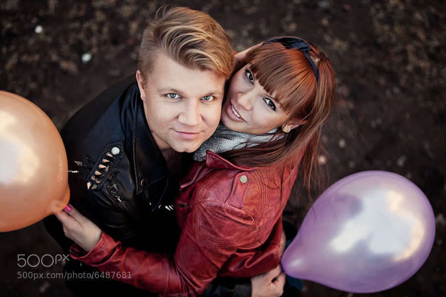 Photograph Andrey + Dasha by Ekaterina Muganlinskaya on 500px