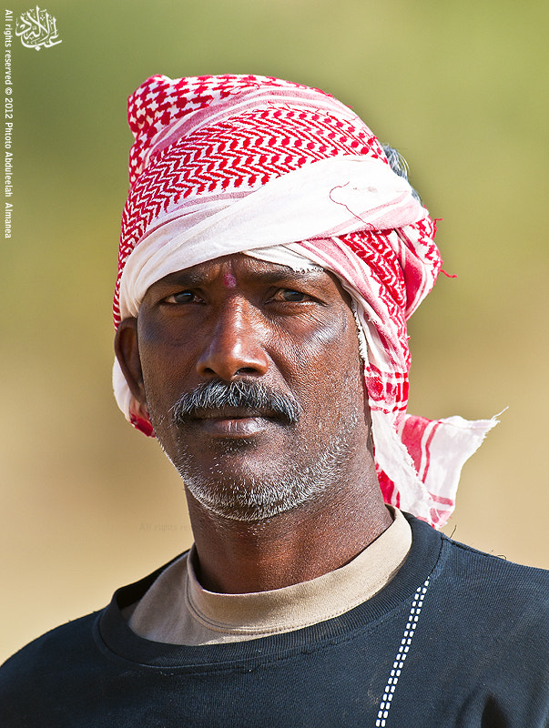 Photograph Farm worker by Abduleelah Al-manea on 500px