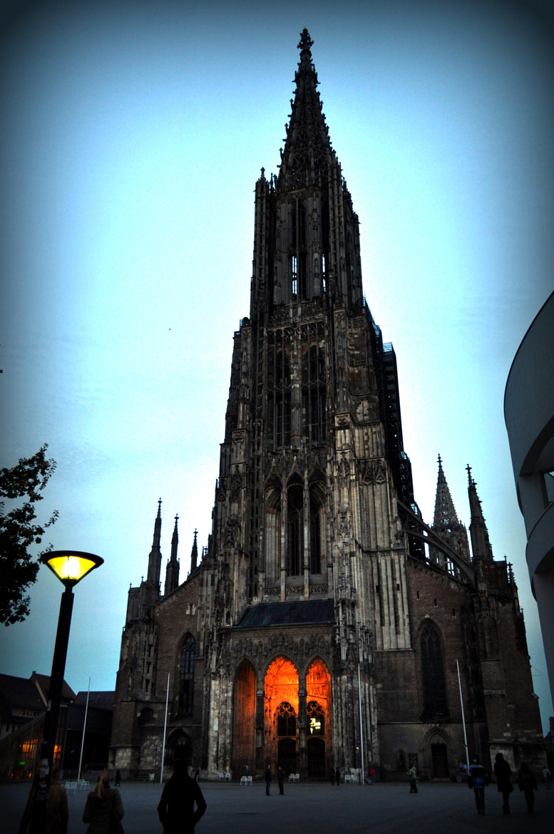 Photograph Tallest church in the world by Sriganesh Murthi on 500px
