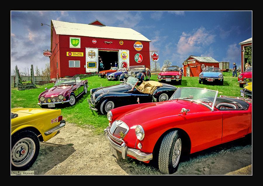 Auto Barn 1999