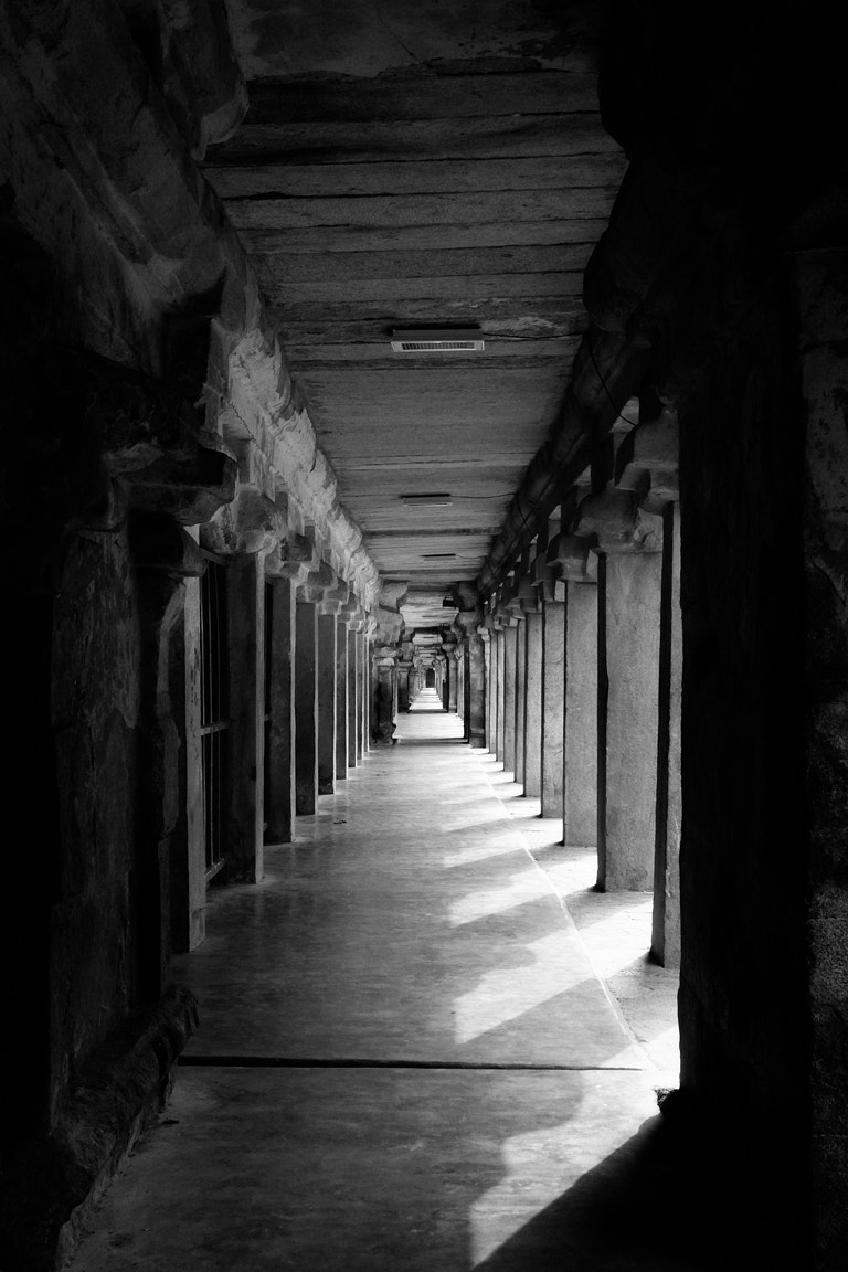 Photograph The Endless Corridor by Vinoth Chandar on 500px