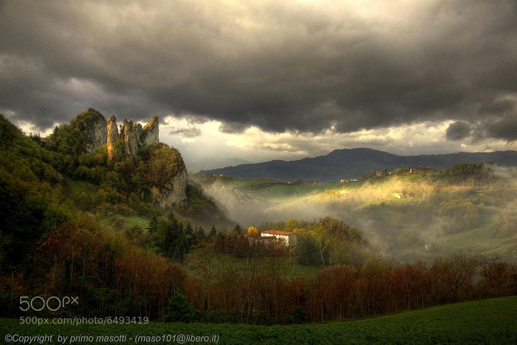 Photograph Parco sassi di Roccamalatina (guiglia modena italy)_0953_ dvd 15 by primo masotti on 500px