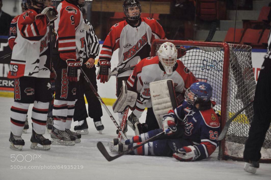 Photograph Macs Hockey by Bob Newton on 500px
