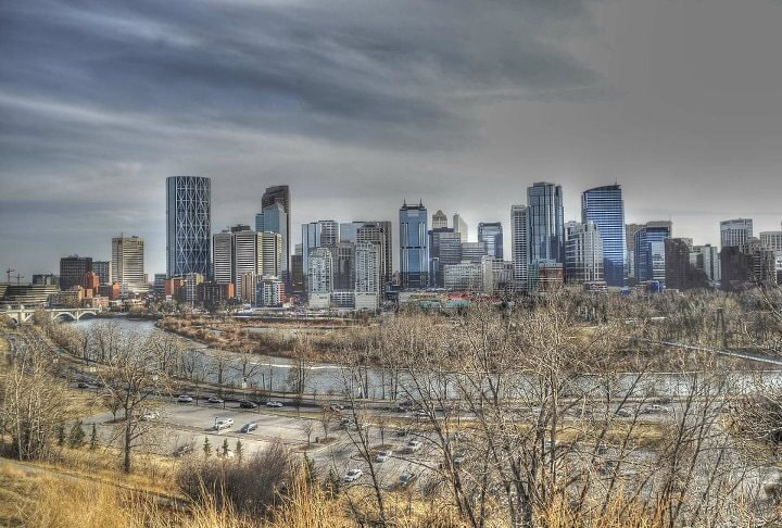 Photograph Calgary Alberta by Bob Newton on 500px