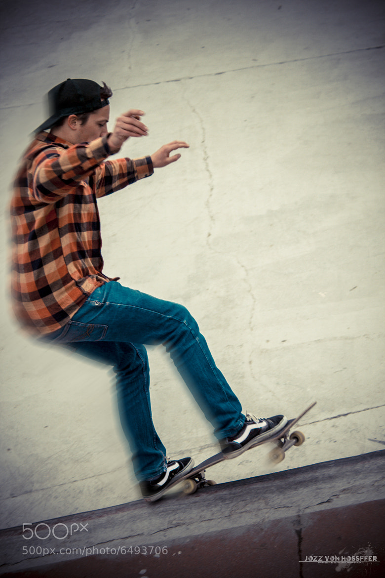 Photograph Skater by Jozz Von Hossffer on 500px